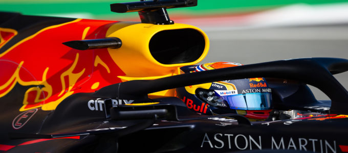 Ben Stokes will drive for Aston Martin Red Bull Racing in the Virtual Vietnam GP, this coming Sunday (5 April). Ben will race alongside Formula 1 ace Alex Albon in the Red Bull team (Photo by Xavier Bonilla/NurPhoto via Getty Images).