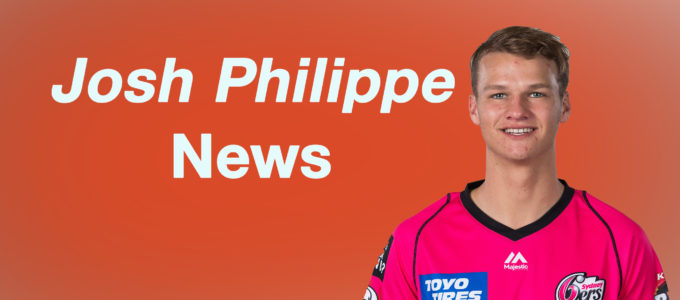 The latest news about Phoenix Management Group's Josh Philippe. Josh's season in numbers for 2019-20 Sheffield Shield and BBL 09 (PhoenixMedia Image Created from a Photo by Matt King/Getty Images).