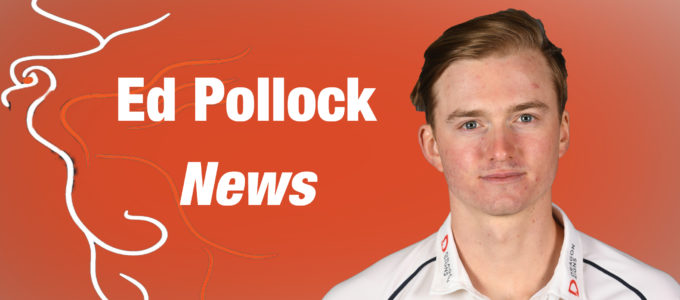 Ed Pollock reflects on his approach to battingEd Pollock was the star in Birmingham Bears Vitality Blast win over Durham. Chasing 153 via the Duckworth/Lewis Method, Ed Pollock's first 50 of 2019 came in the Royal London Cup match vs. Leicestershire on 6 May. All the latest news about Phoenix Management Group's Ed Pollock (PhoenixMedia Image Created from a Photo by Gareth Copley/Gareth Copley).