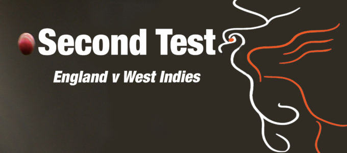 Second Test England vs. West Indies (PhoenixMedia Image Created from a Photo by William West/AFP via Getty Images).