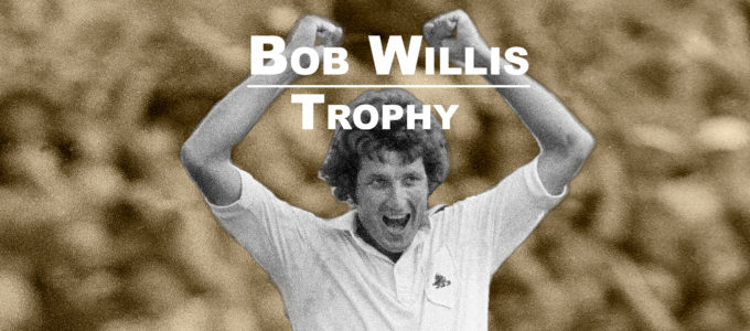 The latest review from the Bob Willis Trophy (PhoenixMedia Image Created from a Photo by David Ashdown/Getty Images).