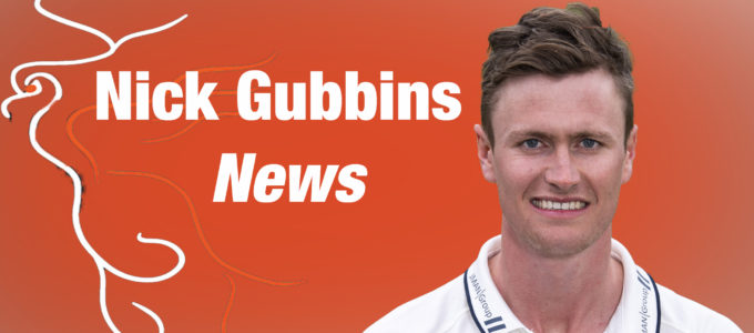 Nick Gubbins News (PhoenixMedia Image Created from a Photo by Justin Setterfield/Getty Images).