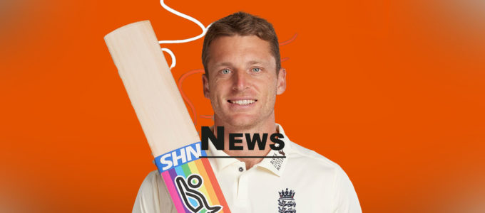 Jos Buttler PMG News (PhoenixMedia Image Created from a Photo by Stu Forster/Getty Images).