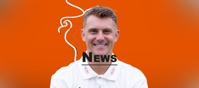 Scott Borthwick Latest PMG News (PhoenixMedia Image Created from a Photo by Jordan Mansfield/Getty Images for Surrey CCC).