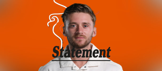 Joe Clarke Statement (PhoenixMedia Image Created from a Photo by Laurence Griffiths/Getty Images).