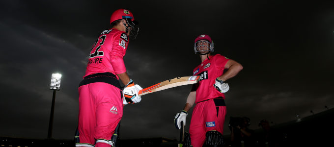 Sydney Sixers Team of the Decade (Photo by Jason McCawley - CA/Cricket Australia via Getty Images).