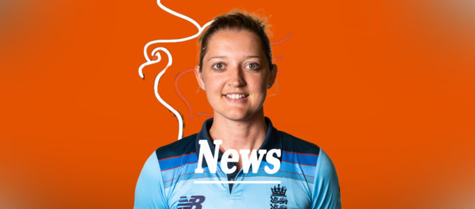 Sarah Taylor Latest PMG News (PhoenixMedia Image Created from a Photo by Paul Harding/Getty Images).